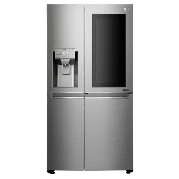 LG Side By Side Refrigerator 701 Litres GRX257CSAV