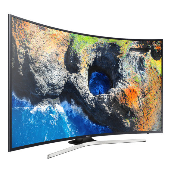 Samsung 55MU7350 4K UHD Curved Smart LED Television 55inch