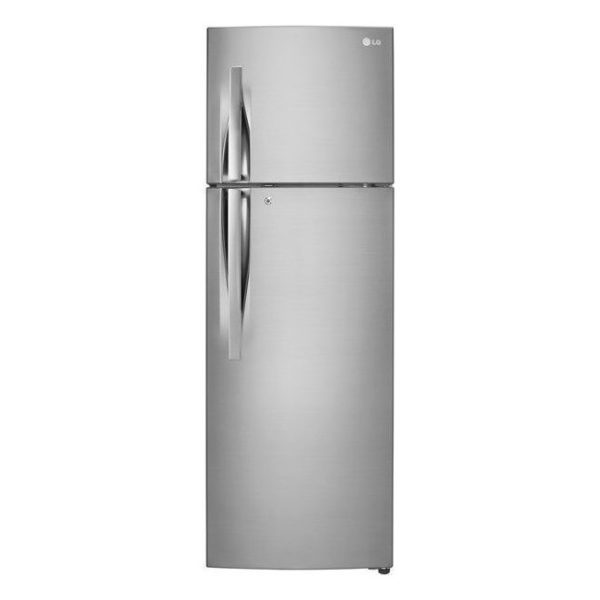 LG GRB422RLHL Top Mount Refrigerator + F10B8QDT25 Front Load Washer + MS2535GIS Microwave Oven