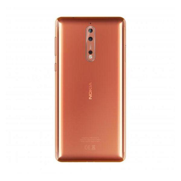 Nokia 8 TA1004 4G Dual Sim Smartphone 64GB Polished Copper