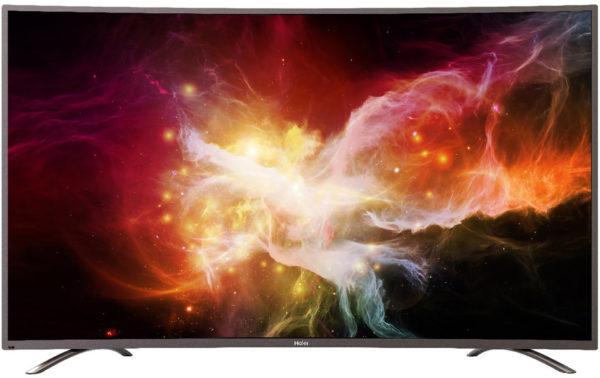 Haier LE55Q9000U UHD Slim 4K Curve LED Television 55inch