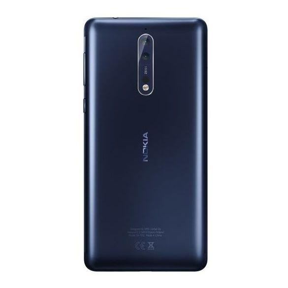 Nokia 8 TA1004 4G Dual Sim Smartphone 64GB Tempered Blue
