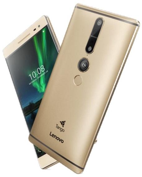 Lenovo Phab 2 Pro 4G Dual Sim Smartphone 64GB Gold