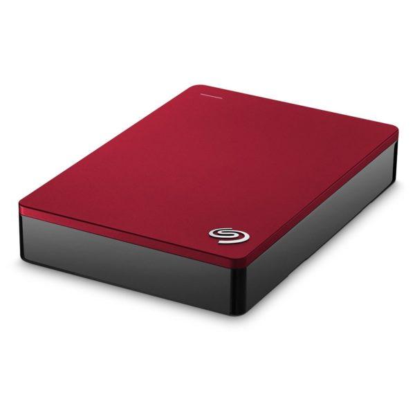 Seagate Backup Plus Portable Drive 5TB Red