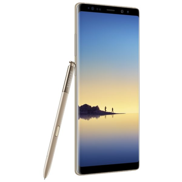 Samsung Galaxy Note8 4G 64GB Maple Gold (*T&C Apply)