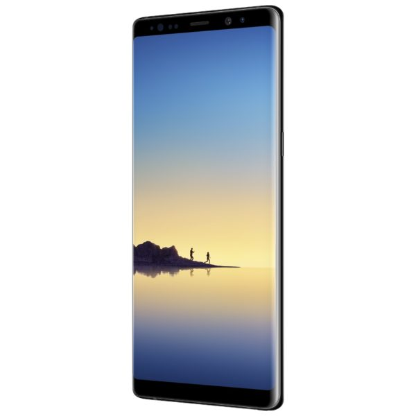 Samsung Galaxy Note8 4G 64GB Midnight Black (*T&C Apply)