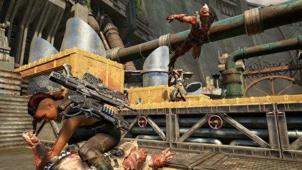 Microsoft X2158176 Xbox One Gears Of War 4 DLC Game