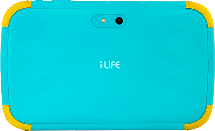 ILife Kids Tab 7 Tablet - Android WiFi+3G 8GB 1GB 7inch Blue