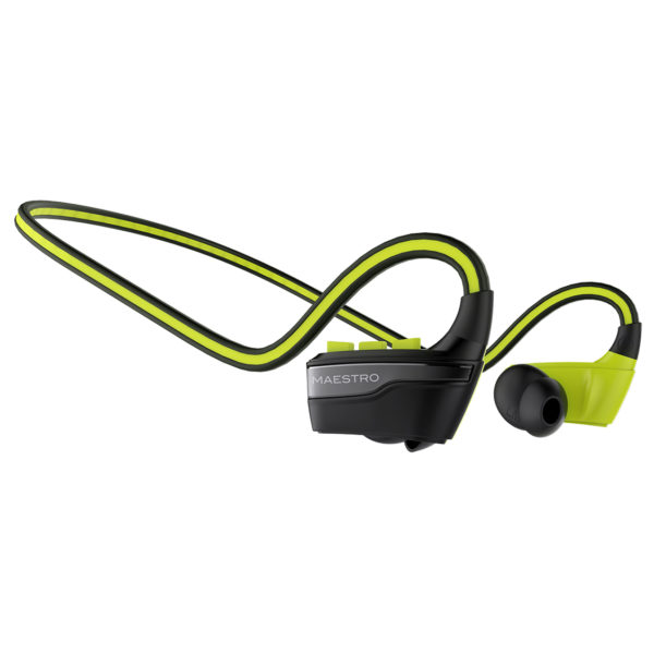 buy maestro bluetooth in ear headset green in dubai uae maestro bluetooth in ear headset green. Black Bedroom Furniture Sets. Home Design Ideas