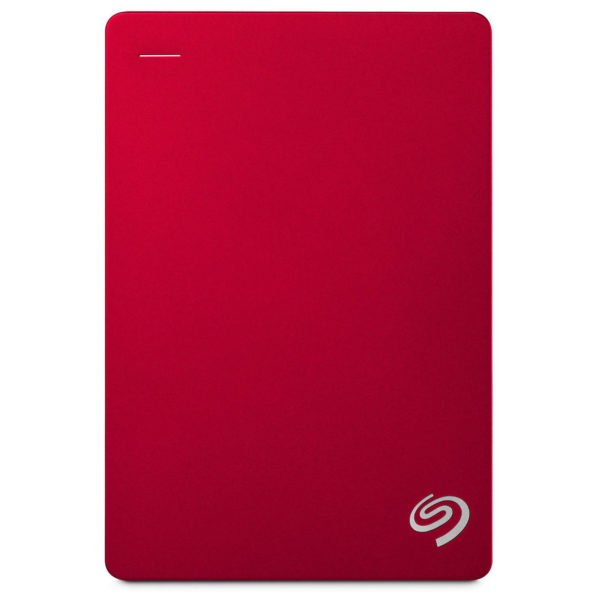 Seagate Backup Plus Portable External Drive 4TB USB3.0 Red