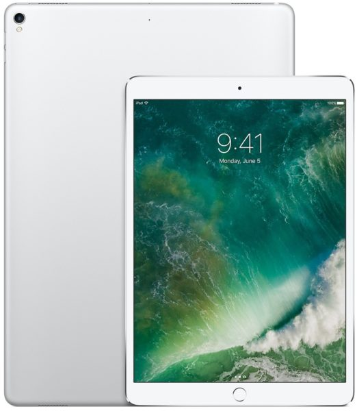 Apple iPad Pro - iOS WiFi+Cellular 512GB 10.5inch Silver