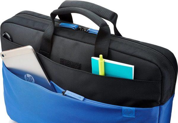 HP Y4T19AA 15.6 Duotone Briefcase Blue