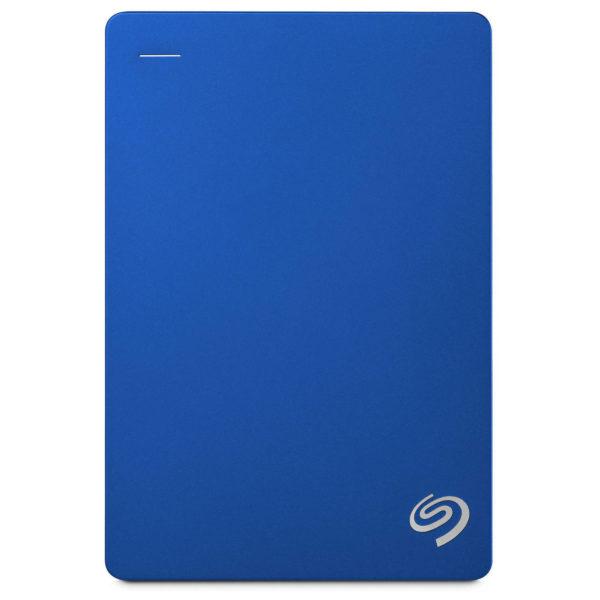 Seagate Backup Plus Portable External Drive 4TB USB3.0 Blue
