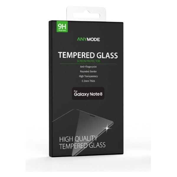 Anymode Tempered Glass Screen Protector For Samsung Galaxy Note 8 –  FA002787KAO