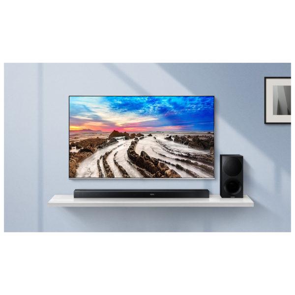 how to connect samsung soundbar to samsung tv