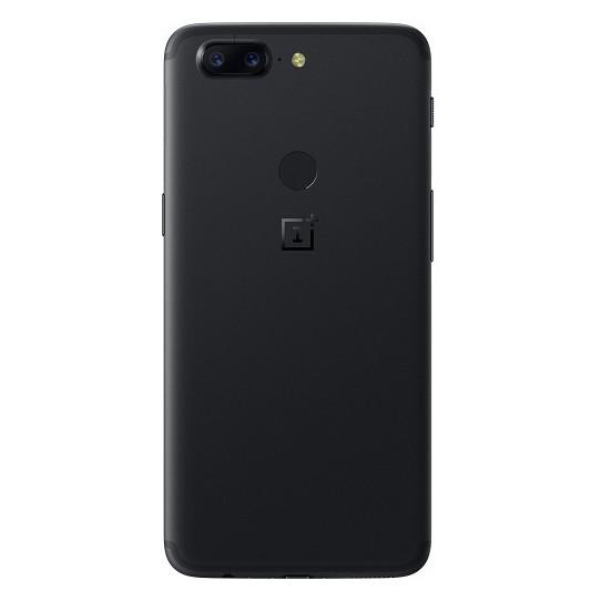 OnePlus 5T 4G Dual Sim Smartphone 64GB Midnight Black