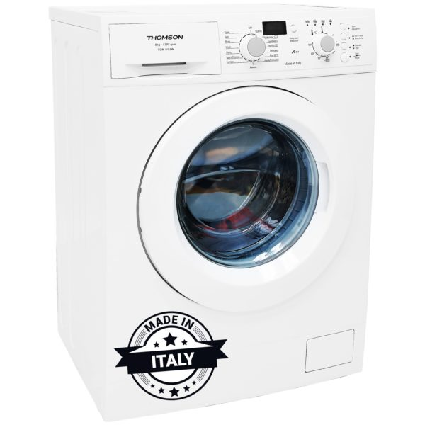 Thomson Front Load Automatic Washer 8kg TOM8