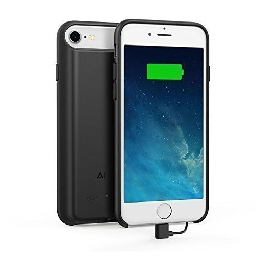 Anker Powercore Battery Case 2200mAh Black For Apple iPhones - A1409H11