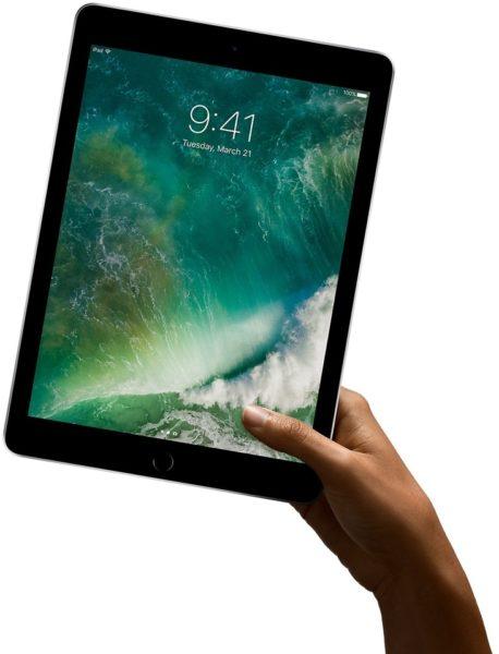 Apple iPad - iOS WiFi 128GB 9.7inch Silver