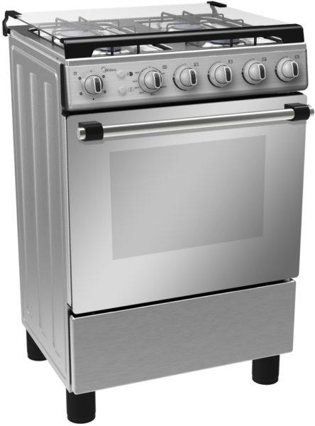 Midea 4 Gas Burners Cooker LME62028FFD