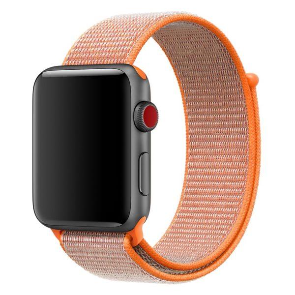 Apple Loop Band 38mm Spicy Orange Sport - MQW12ZM/A