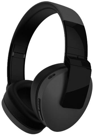 Eklasse Bluetooth Headphone Grey/Black EKBTHP06
