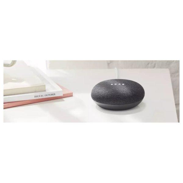 Google Home Mini Smart Speaker Charcoal GA00216