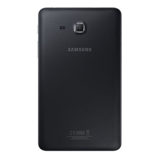 Samsung Galaxy Tab A SMT285N Tablet - Android WiFi+4G 8GB 1.5GB 7inch Black