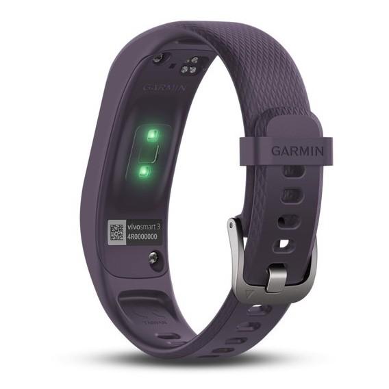 Garmin Vivosmart 3 Fitness Band Small/Medium Purple