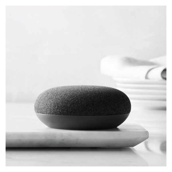 Google Home Mini Smart Speaker Charcoal GA00216