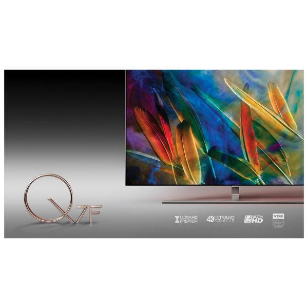 buy samsung 75q7f 4k smart qled television 75inch in dubai. Black Bedroom Furniture Sets. Home Design Ideas