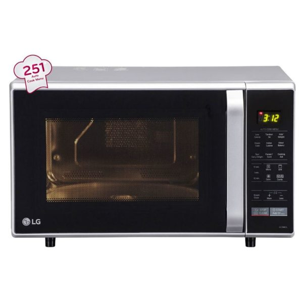 lg microwave oven 28 litres mc2846sl price specifications features sharaf dg. Black Bedroom Furniture Sets. Home Design Ideas