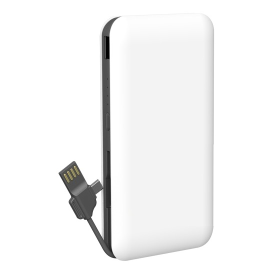 Koakuma Power Bank 12000mAh White - L7