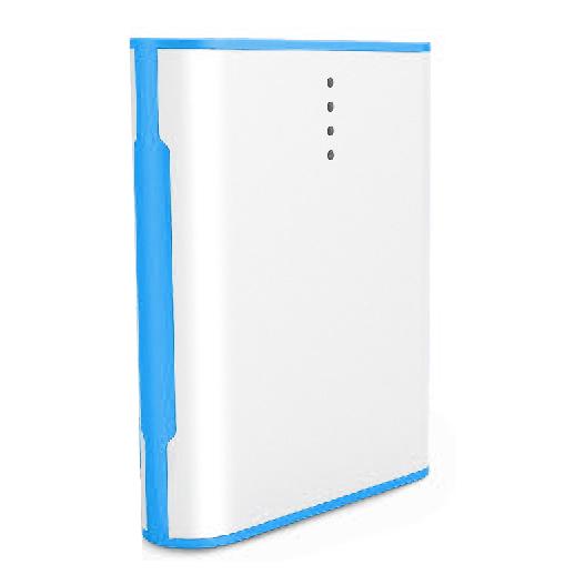Wesdar Power Bank 6000mAh Blue - S43