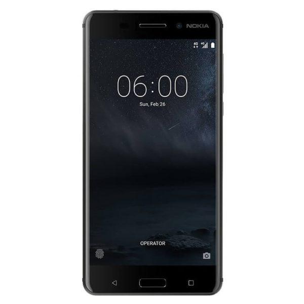 Nokia 6 4G Dual Sim Smartphone 32GB Matte Black