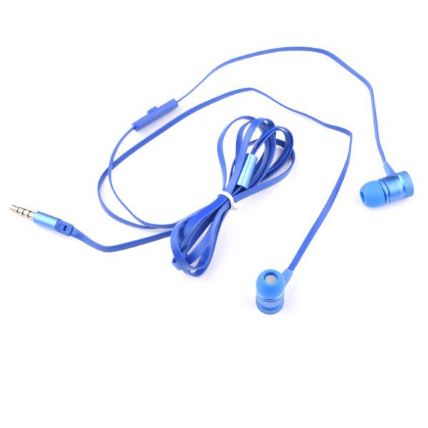 Ette ET81 Wired Earphone Blue