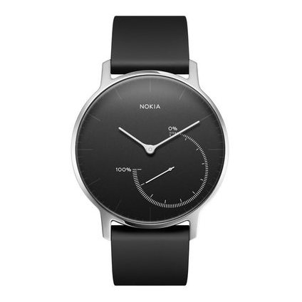 Nokia Steel Activity & Sleep Smart Watch Black - HWA01