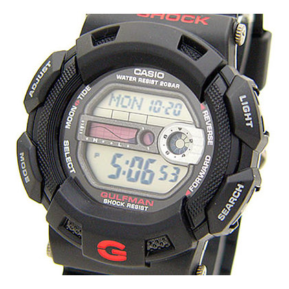 Casio G-9100-1 G-Shock Watch