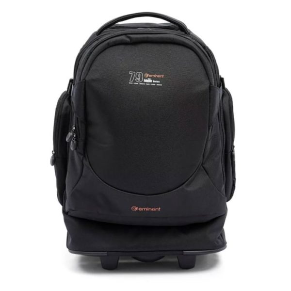 Eminent E569021BLK Laptop Trolley Backpack 21inch Black