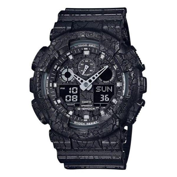 Casio GA-100CG-1A G-Shock Watch