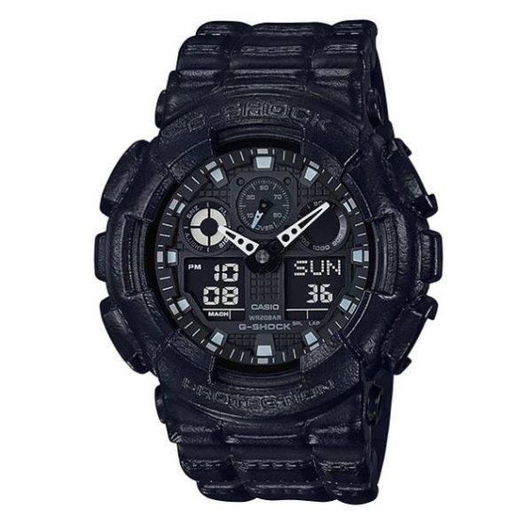 Casio GA-100BT-1A G-Shock Watch