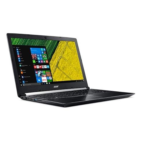 Acer Aspire 7 Laptop - Core i7 2.8GHz 12GB 1TB 4GB Win10 15.6inch FHD Black