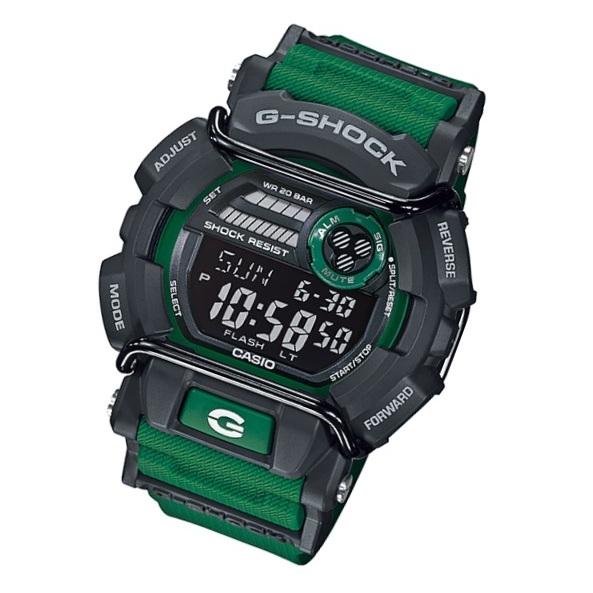Casio GD-400-3 G-Shock Watch