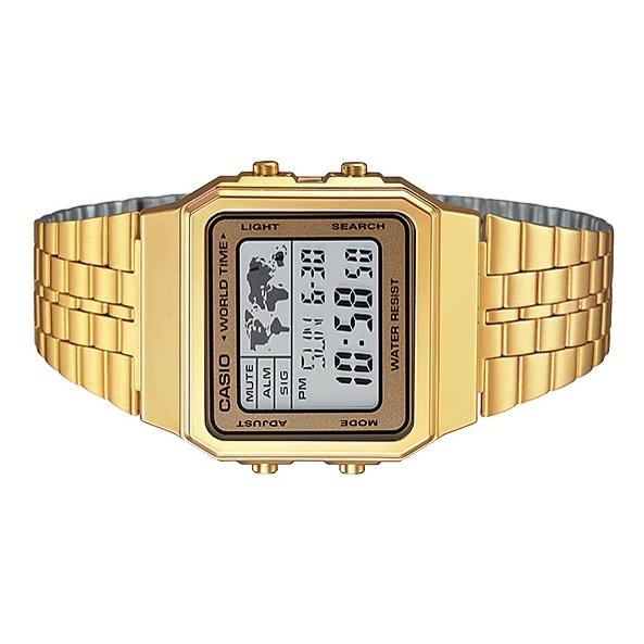 Casio A500WGA-9 Watch