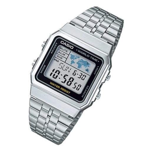 Casio A500WA-1 Watch