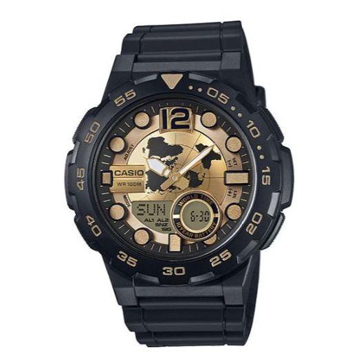 Casio AEQ-100BW-9AV Watch