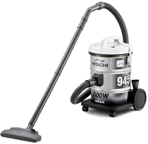 Hitachi Drum Vacuum Cleaner Grey CV945Y24CBSPG