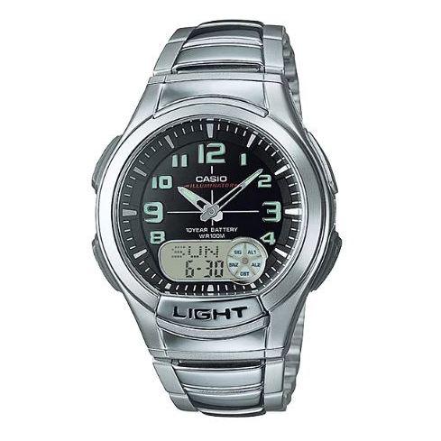 Casio AQ-180WD-1BV Watch