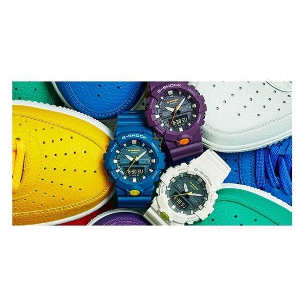Casio GA-800SC-6A G-Shock Watch