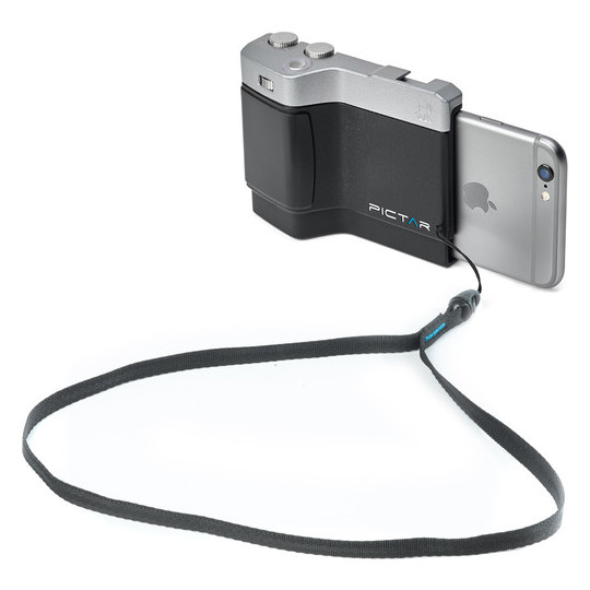 Miggo Pictar Plus Camera Grip For Large Smartphone MW PT-ONE BS 40